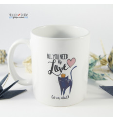 Mug Chat and Love