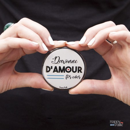 "Magnet Maman ""Daronne d'amour"""