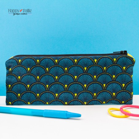 Trousse maquillage Blue