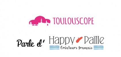 Toulouscope parle d'Happy Paille